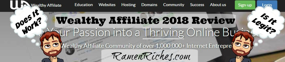 wealthy affiliate review 2018 featured